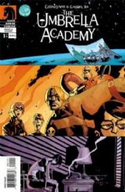 Umbrella Academy: Apocalypse Suite #1 Second Print 2nd Gerard Way Dark Horse comic book